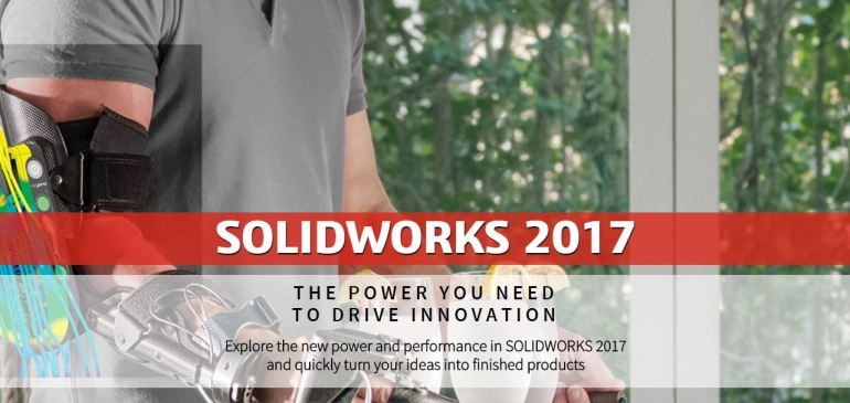 What's New in SolidWorks 2017