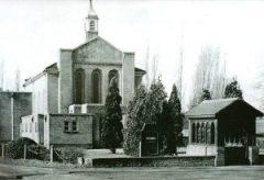 Solihull Methodist Church 1964