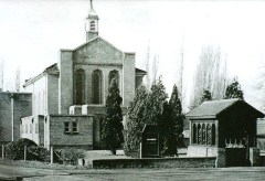 Solihull Methodist Church 1964