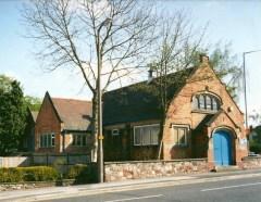 Wesleyan School Chapel, built 1904-5