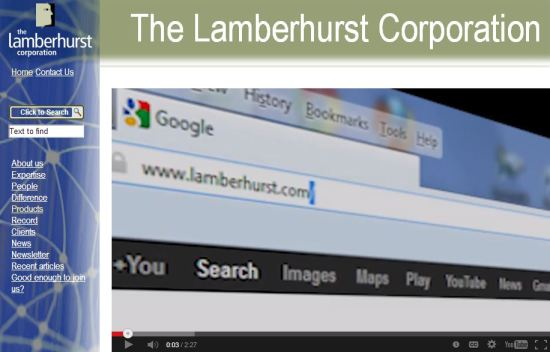 Lamberhurst 4Sight video