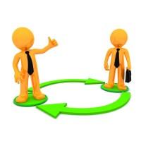 Communication during change