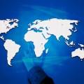 World map]