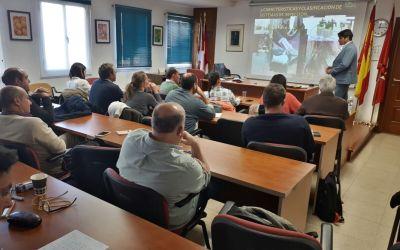 Curso práctico de Endoterapia vegetal en el Colegio de ingenieros tecnicos Agrícolas de Madrid