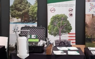 Arborsystems estuvo en la Jornada de Biodiversidad organizada por el Gremi de Jardinería de Catalunya