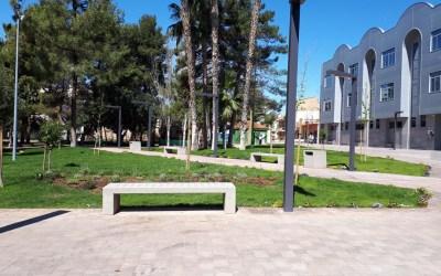 Remodelación del Parque Municipal Benjamín March Civera. Pobla de Vallbona (Valencia)
