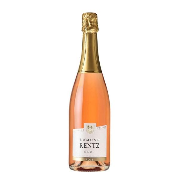 vin alsace tradition cremant rose rentz