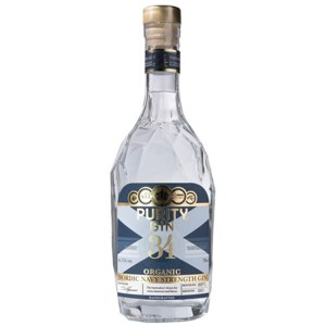 PURITY NORDIC NAVY STRENGTH GIN ØKO 57,1% PURITY GIN - 70CL