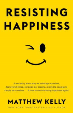 Resisting Happiness- A Book Review and Why You Too Should Read This Book