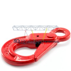ganci self-locking ad occhio