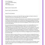 Sollicitatiebrief Onderwijsassistent (starter) thumbnail