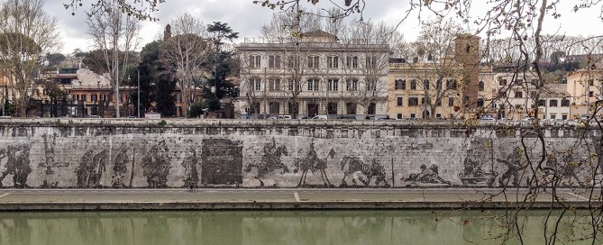 William Kentridge-Tevere