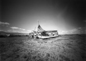 Hot Springs Land Ship