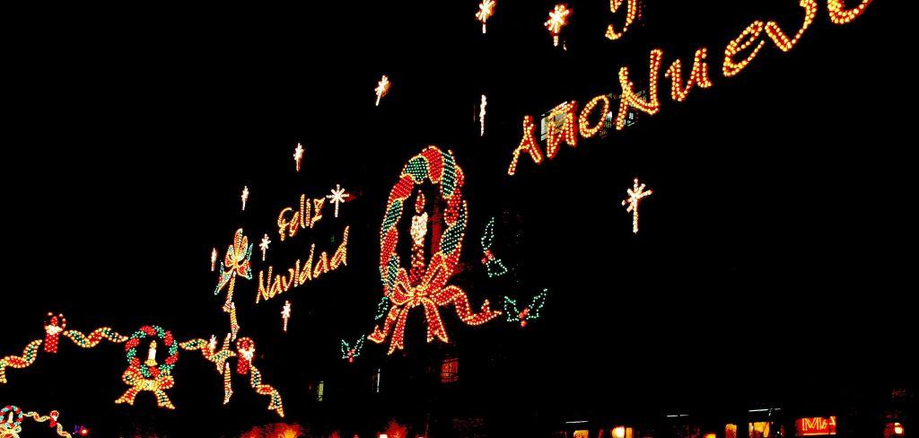 guadalajara christmas lights