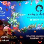 NOCHES DEL BOTANICO: CARTEL Y ENTRADAS PARA LA 4ª EDICION