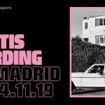 CURTIS HARDING EN MADRID