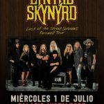 SE SUSPENDE EL CONCIERTO DE LYNYRD SKYNYRD EN MADRID