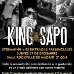 KING SAPO – CONCIERTO ESPECIAL DE NAVIDAD –
