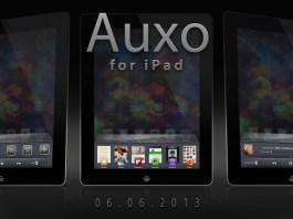 Auxo para iPad