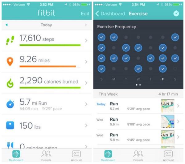 Las apps mas recomendadas para ponernos en forma