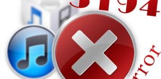 Cómo Solucionar el Error 3194 al Restaurar o Actualizar el iPhone