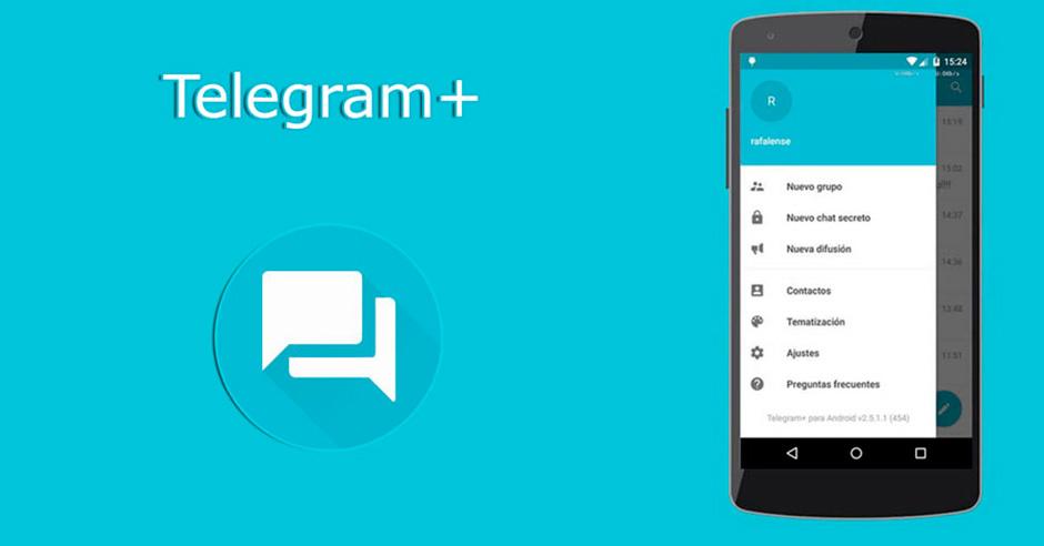 Descargar Telegram Plus - Última Versión (Android)