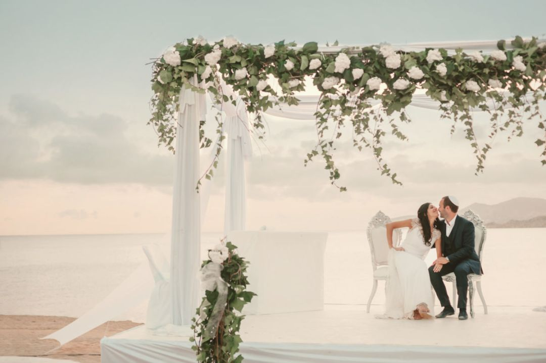 Fotografía de boda en ibiza