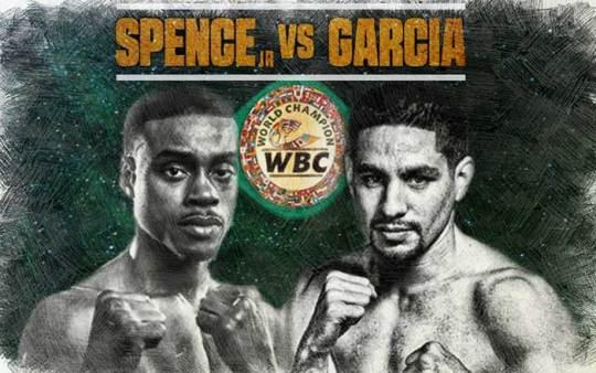 Errol Spence vs Danny García el 21 de noviembre | Solo Boxeo
