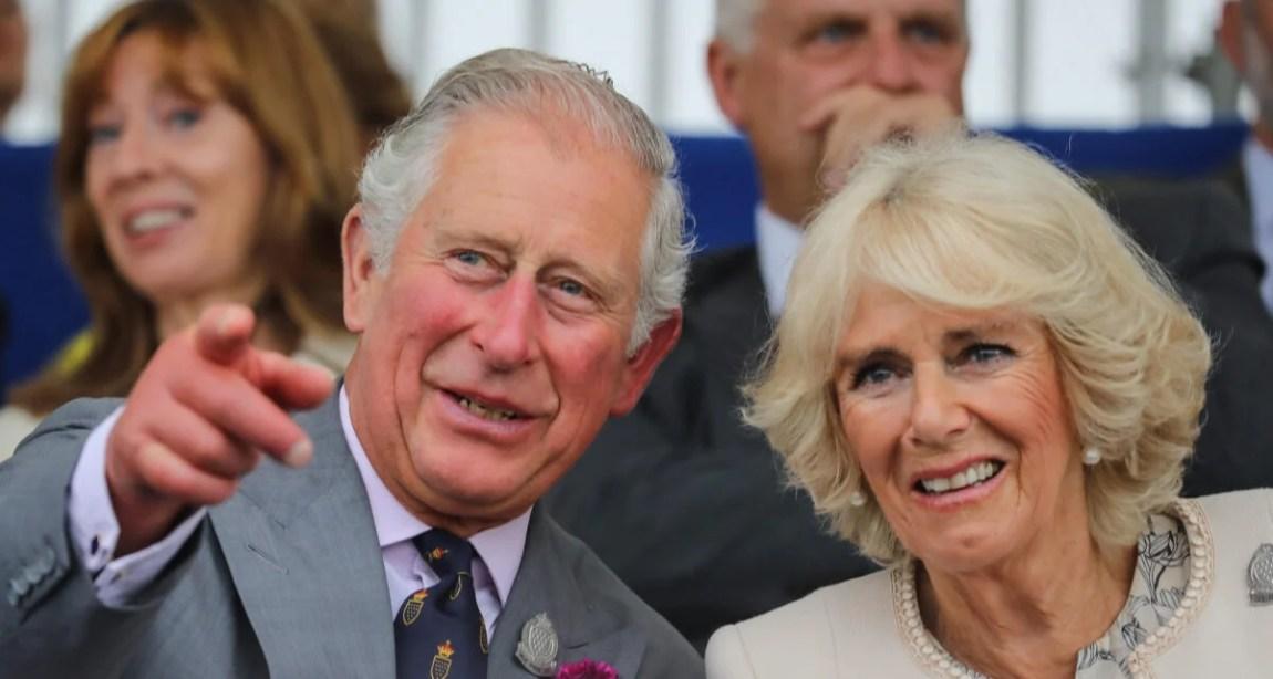 Prince Charles of England, Camilla Parker Bowles