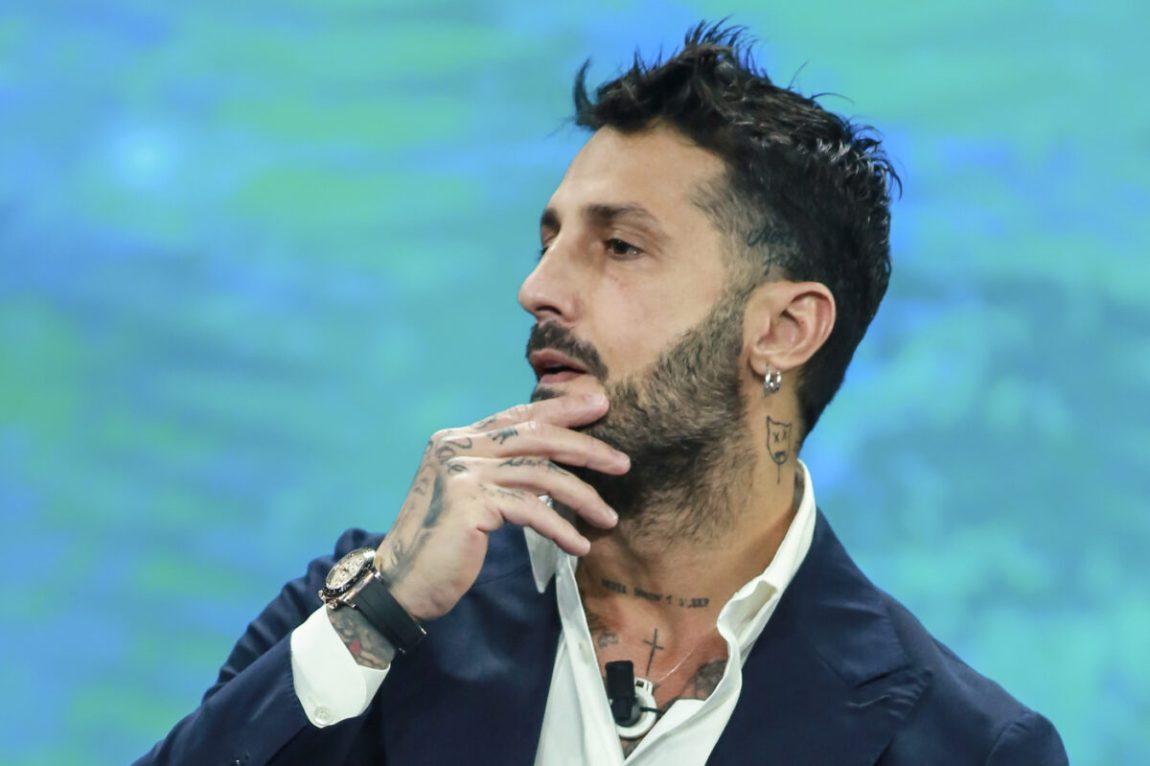 Fabrizio Corona guest at 'Non è l'Arena' Fabrizio Corona guest at 'Non è l'Arena'