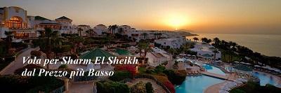 Vola per Sharm el-Sheikh dal Prezzo più Basso