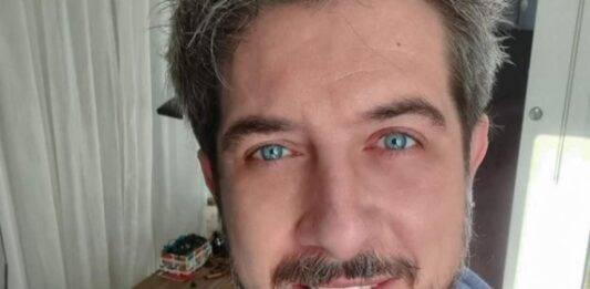 Paolo Ruffini ex moglie