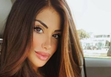 Nicoletta Larini in ospedale: intervento di tonsillectomia per la compagna di Stefano Bettarini