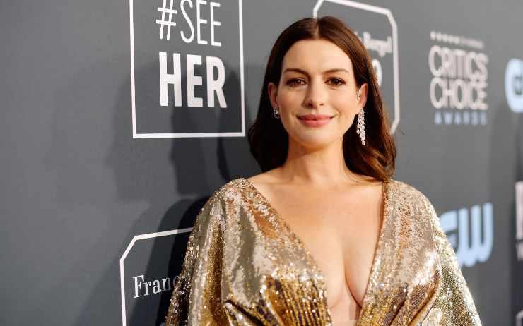 Anne Hathaway film