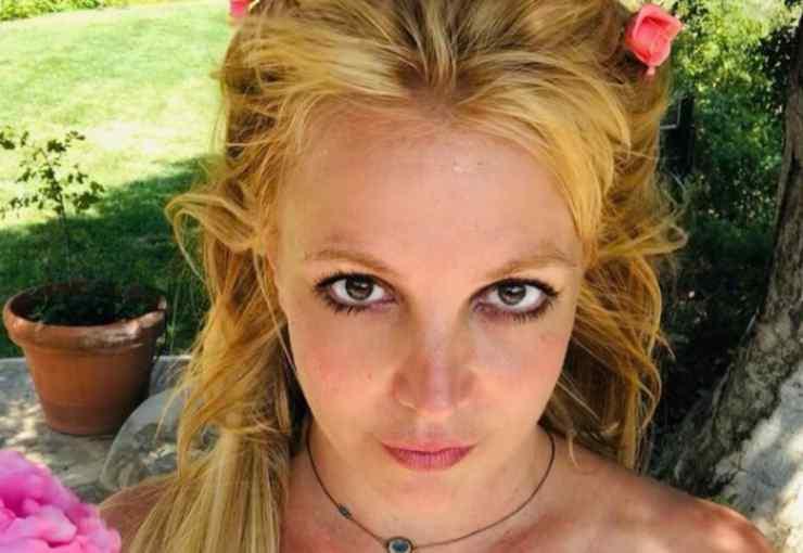 Britney Spears tatuaggio