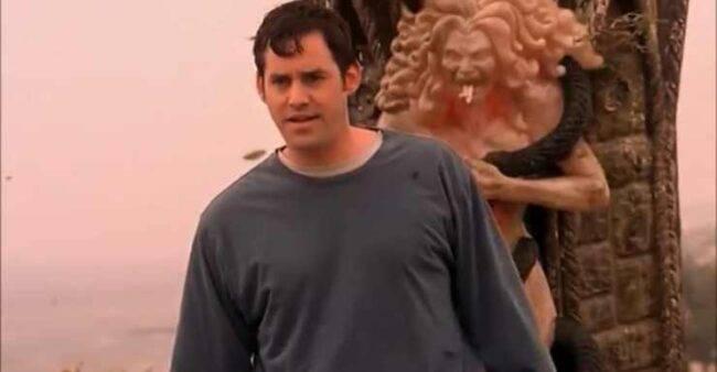 Buffy Xander