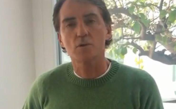 Roberto Mancini auto