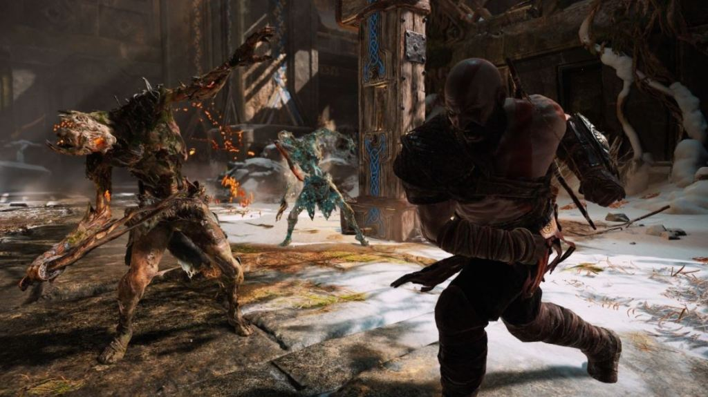 God-of-War-2018-screenshots-combates-contra-enemigos-comunes-poderes