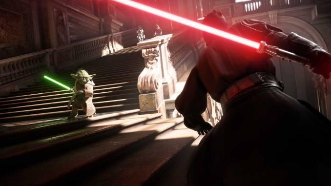 Star Wars Battlefront 2 screenshots capturas wallpapers