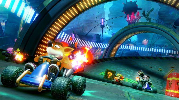 Tráiler, capturas, noticias, reseña de Crash Team Racing Nitro Fueled PS4, Xbox One, PC, Nintendo Switch
