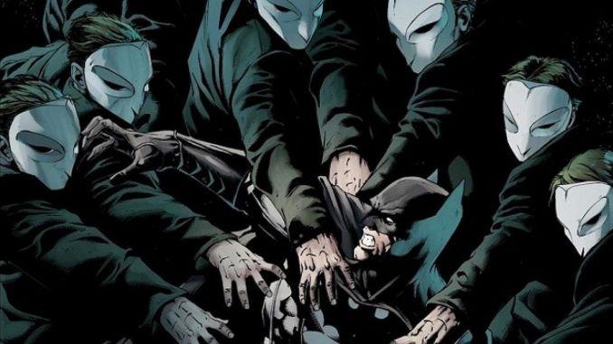 Batman el tribunal de los buhos, la corte de los buhos