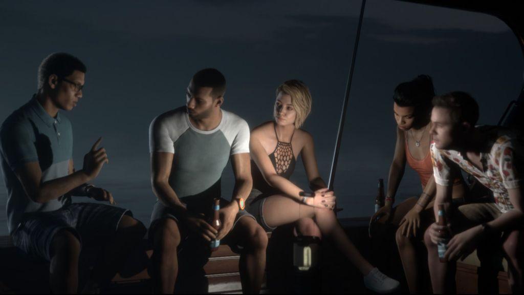 Tráiler, capturas, noticias, reseña de Man of Medan PS4, Xbox One, PC