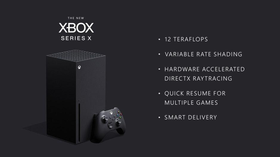 xbox series x que funciones va a tener