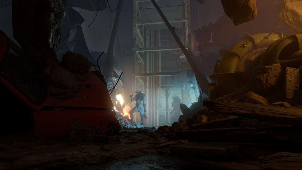 Tráiler, capturas, noticias, novedades de Half Life Alyx VR