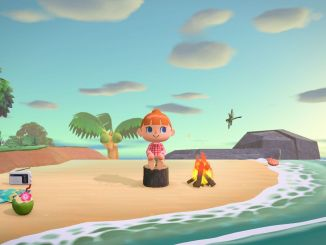 Animal Crossing New Horizons Actualización de diciembre