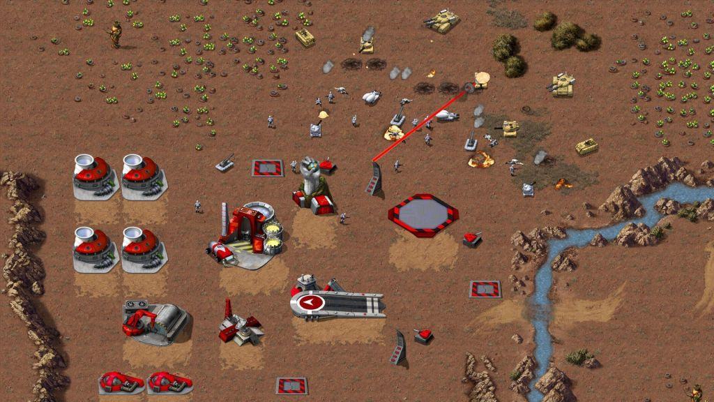 Command and Conquer Remastered Collection captura de pantalla screenshot (8)