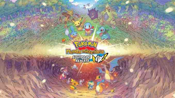 Pokémon Mundo Misterioso Equipo de Rescate DX ya salió en Nintendo Switch, ¿vale la pena?