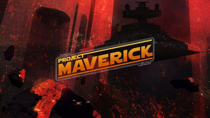 star wars project maverick screenshots capturas de pantalla anuncio
