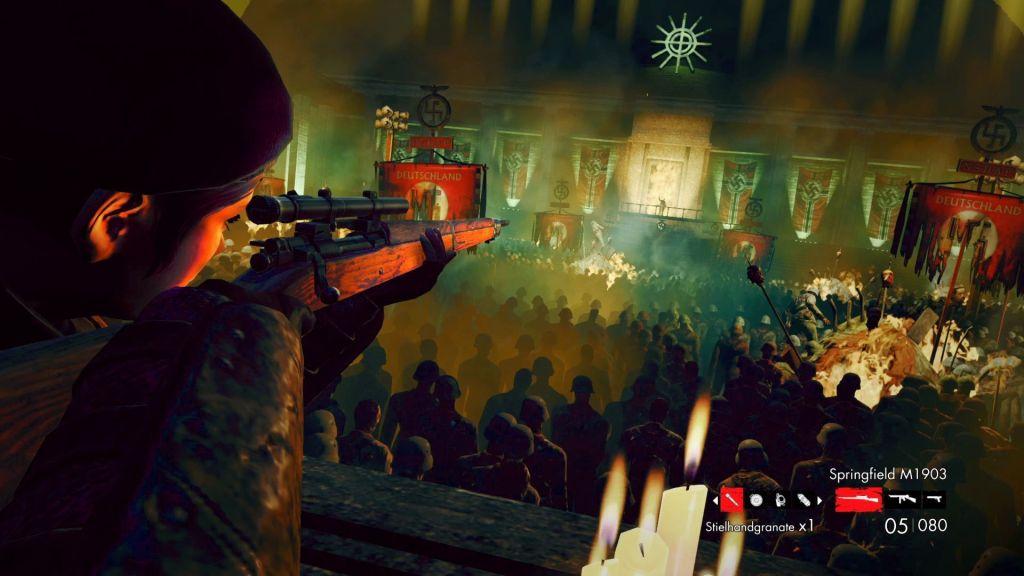 Zombie Army Trilogy Switch captura de pantalla, screenshot, portada (7)