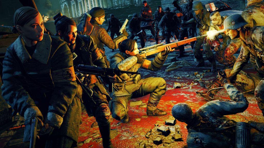 Zombie Army Trilogy Switch captura de pantalla, screenshot, portada (8)